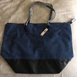 Denim Tote Bag